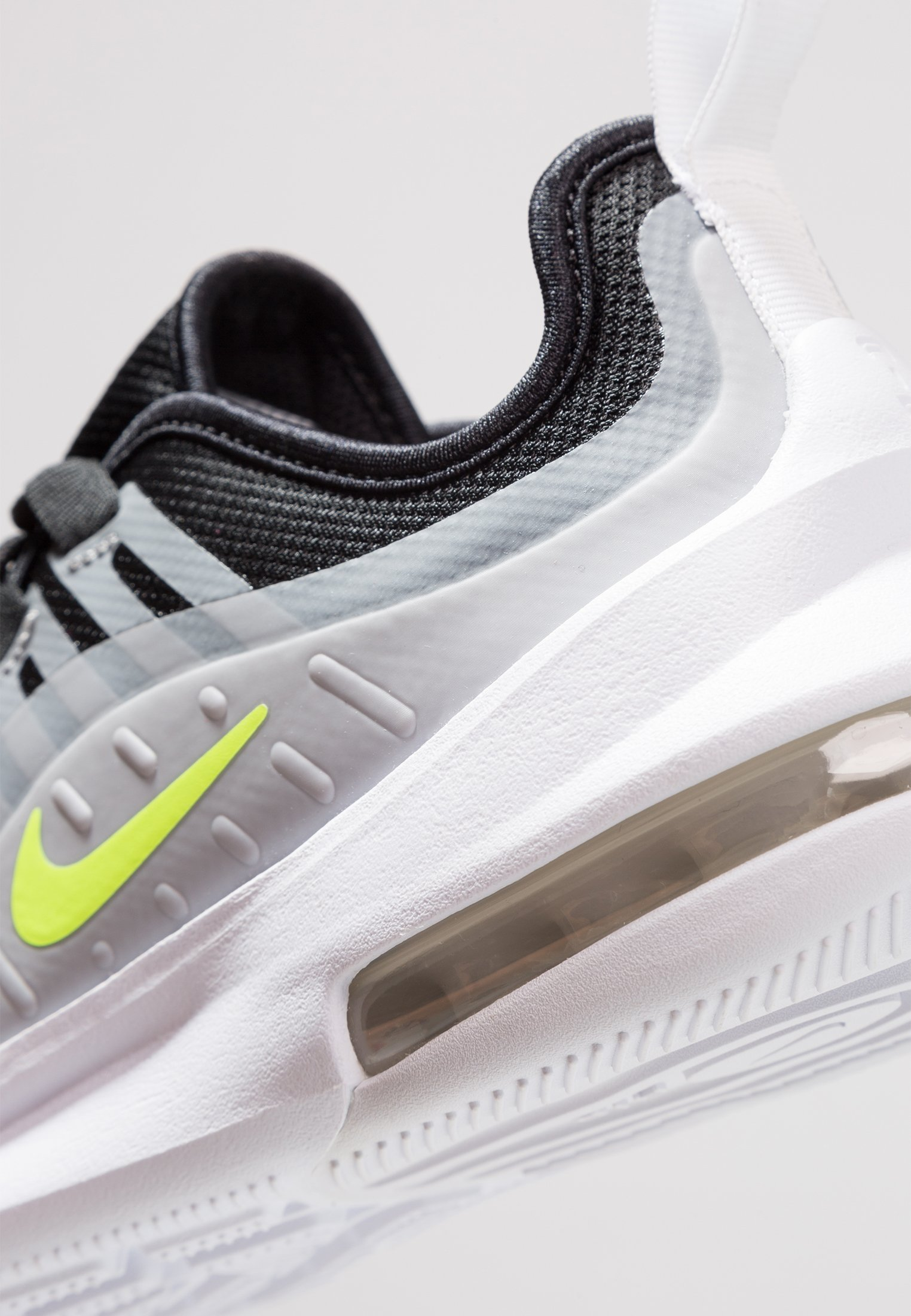 AIR MAX AXIS - Sneakers laag - black/volt/wolf grey/anthracit