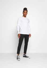 The North Face - GEODOME TEE  - Langarmshirt - white - 1