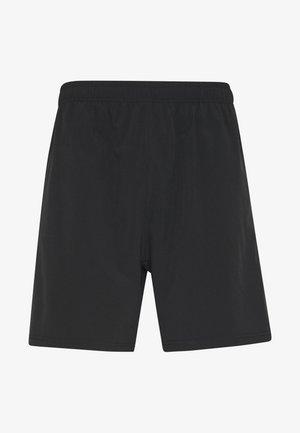 VANCLAUSE - Sports shorts - black