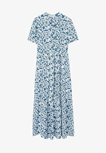 SHIRTY - Shirt dress - azul