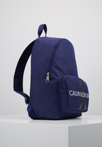 Calvin Klein Jeans - MONOGRAM CAMPUS BACKPACK  - Rucksack - blue - 4