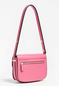 Guess - HENSELY - Handbag - fuchsia - 2
