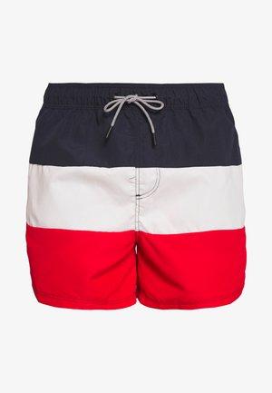 JJIARUBA JJSWIMSHORTS - Swimming shorts - navy blazer