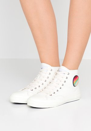 KIRK - High-top trainers - white