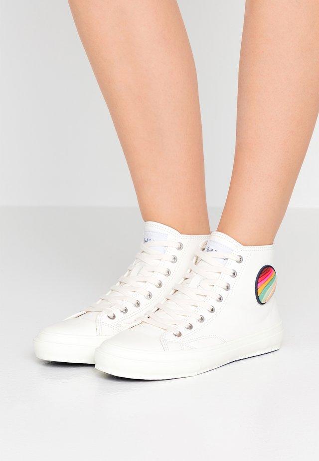 KIRK - Sneakers alte - white