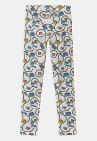 MOSCHINO - Leggings - Trousers - white - 1