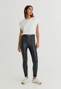 PULL&BEAR - Jeans Skinny Fit - black - 1