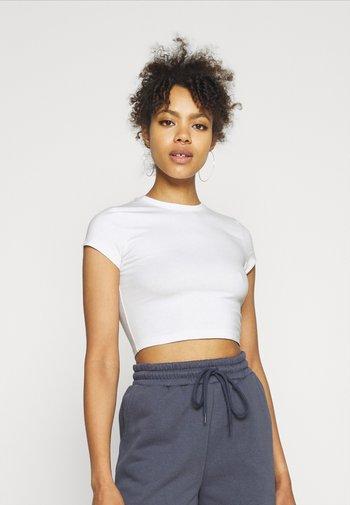SABRA2 PACK - T-shirt basic - white/blue
