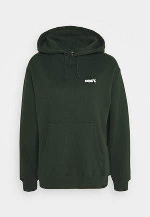 BOLD - Hoodie - hunter green