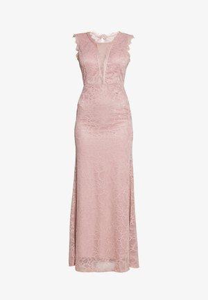 FULL MAXI DRESS - Vestido de fiesta - blush