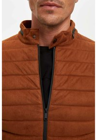 DeFacto - Light jacket - brown - 4