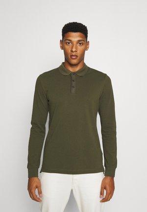Polo - uniform green