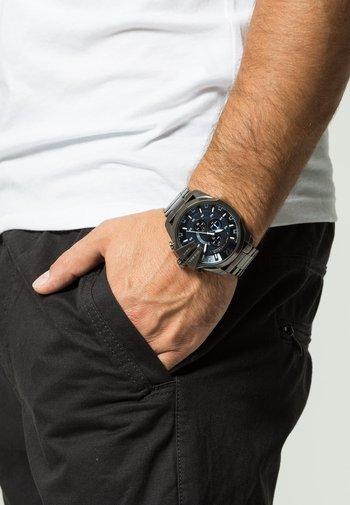 MEGA CHIEF - Chronograph watch - grey