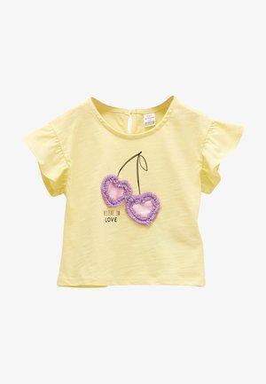 Geboortegeschenk - yellow