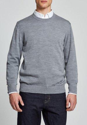 Jumper - mercury grey