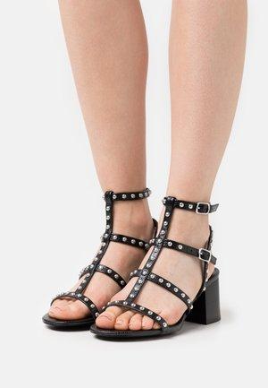 DENALI - Sandals - black