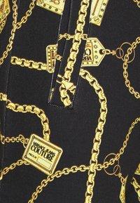 Versace Jeans Couture - Spodnie treningowe - black - 6