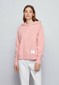 BOSS - ESQUA - Hoodie - pink - 0