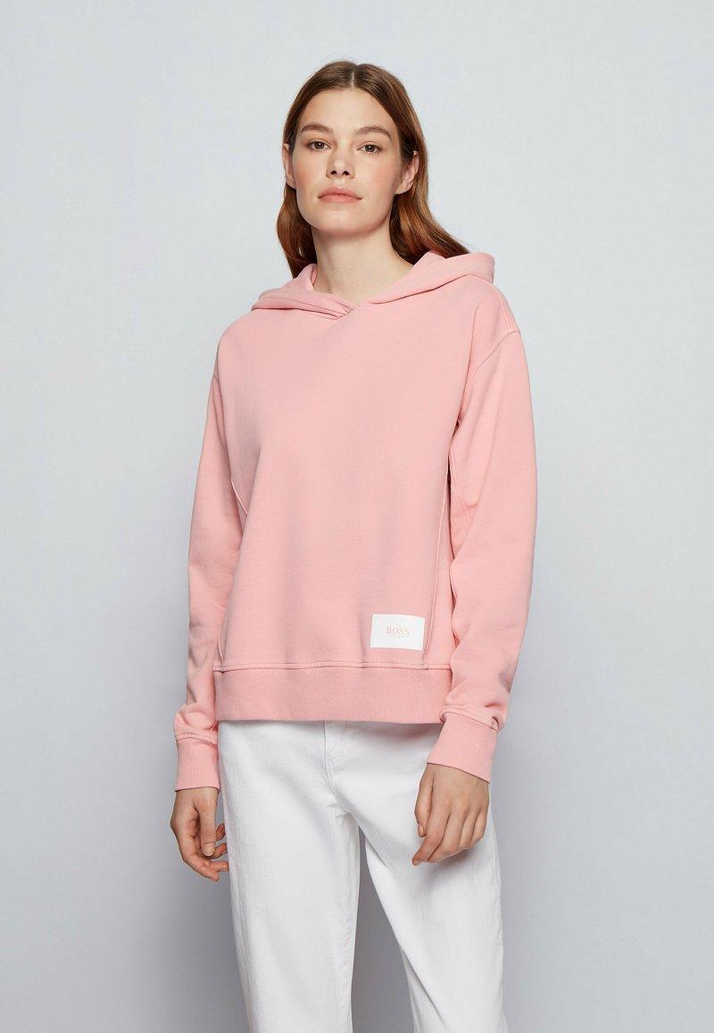 BOSS - ESQUA - Hoodie - pink