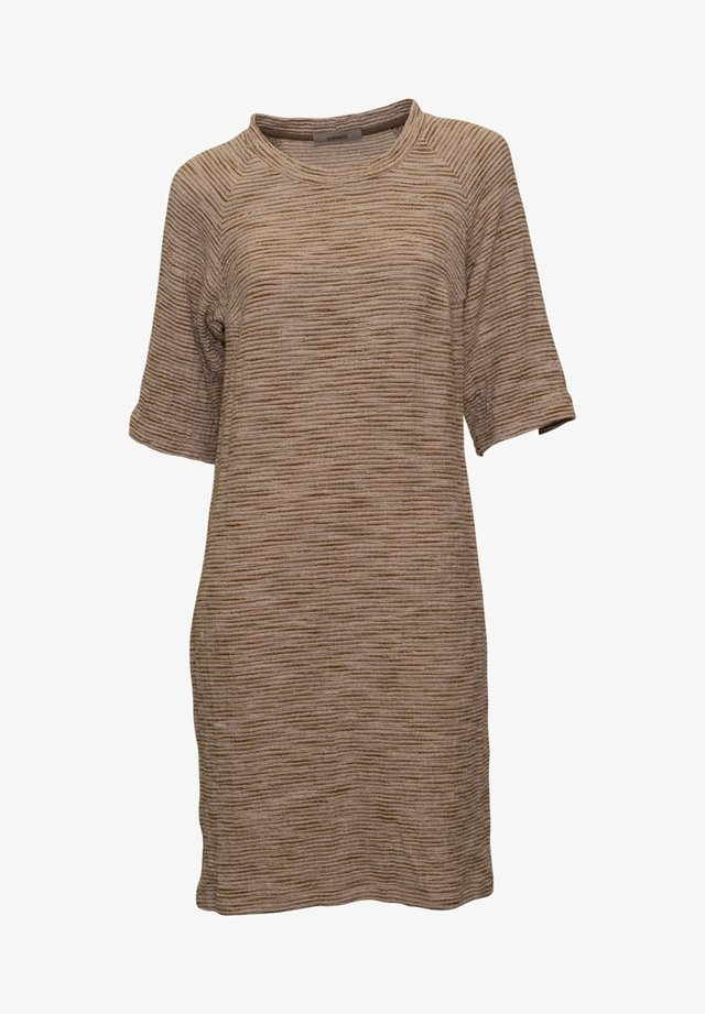Jumper dress - braun