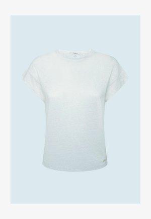 DEIRDRE - Basic T-shirt - mousse