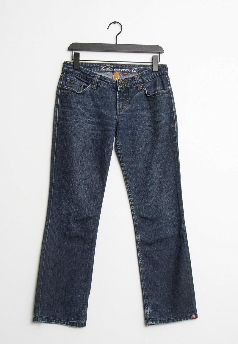 Esprit - Bootcut jeans - blue