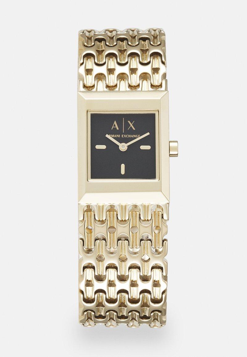Armani Exchange - Uhr - gold