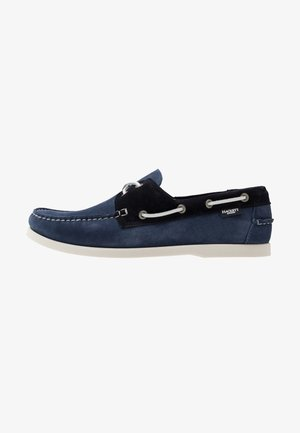 Boat shoes - denim/navy