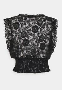 Pieces - PCMIRINA - Blouse - black - 1
