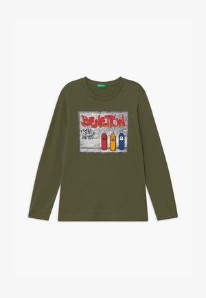 FUNZIONE BOY - Camiseta de manga larga - khaki