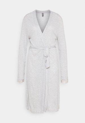 KIMONO - Dressing gown - grey