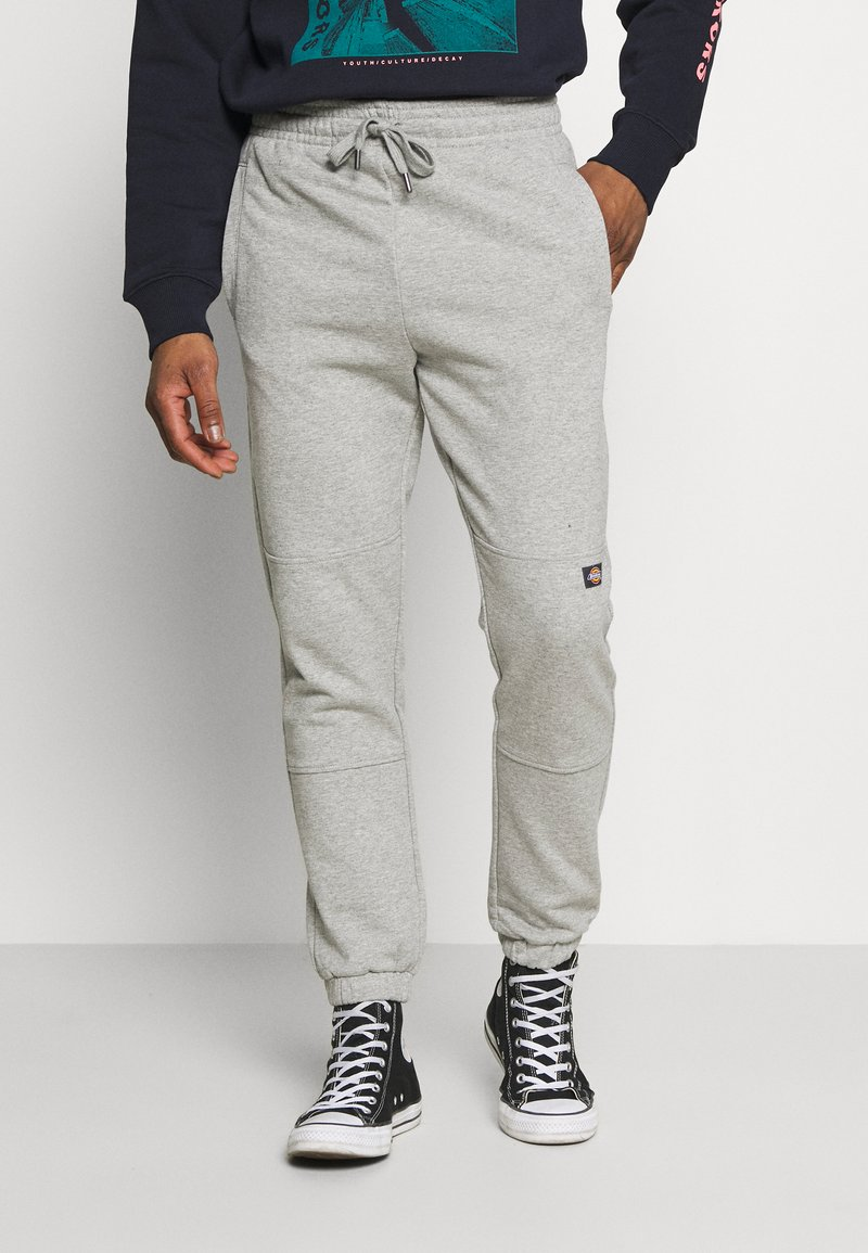 Dickies - BIENVILLE - Teplákové kalhoty - grey melange