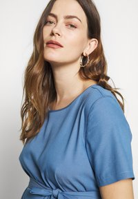 Paulina - MISSION - Day dress - blue - 4