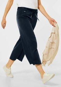 Street One - Trousers - blau - 0