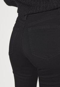 Anna Field - Slim fit jeans - black denim - 6