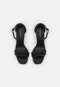 Even&Odd Wide Fit - Sandals - black - 5
