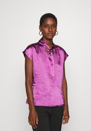 HILLY - Blouse - dark violet