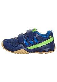 adidas Performance - GYMPLUS 2 - Chaussures d'entraînement et de fitness - night blue/blue beauty/ray green - 4