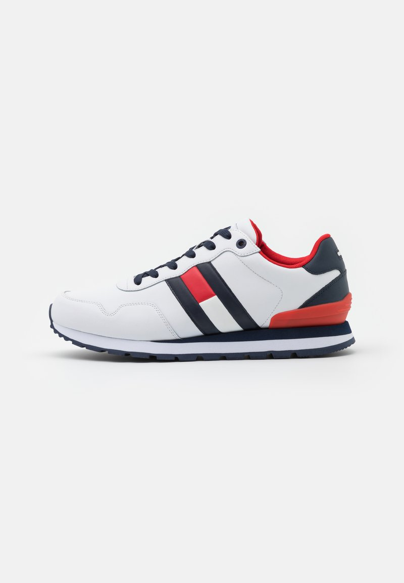 Tommy Jeans - LIFESTYLE  RUNNER - Trainers - white