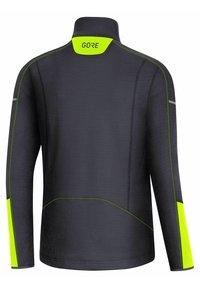Gore Wear - Long sleeved top - schwarz gelb - 1