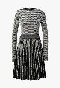 BOSS - C_ILLORAN - Abito in maglia - patterned - 5