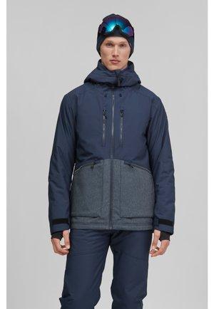 Snowboard jacket - ink blue  a