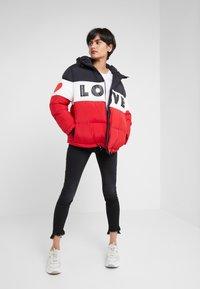 Love Moschino - Zimní bunda - red - 1