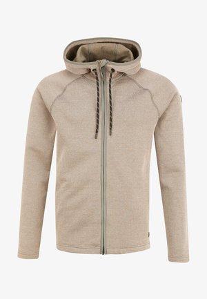 EPIDOTE  - Fleece jacket - lava stone