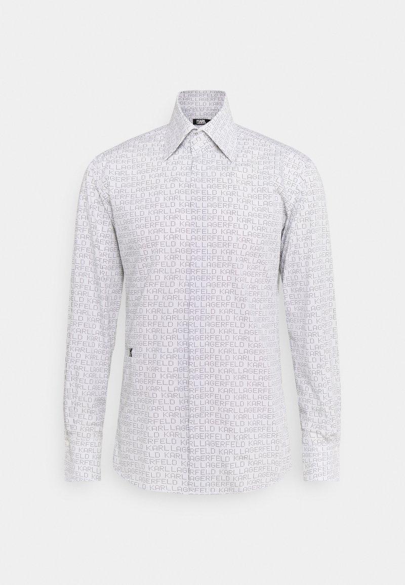 KARL LAGERFELD - MODERN FIT - Formal shirt - grey