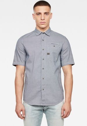 BRISTUM 1POCKET SLIM - Shirt - rinsed