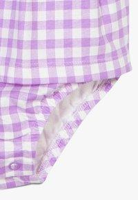 Carter's - DRESS GINGHAM - Vestido de cóctel - purple - 2