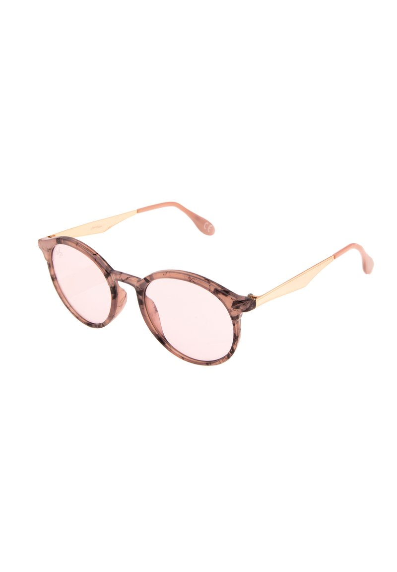 Jeepers Peepers - Lunettes de soleil - pink
