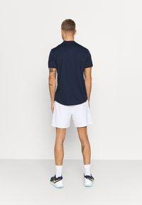 Nike Performance - BLADE - T-shirt basique - obsidian/white - 2