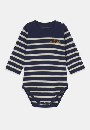 ONESIE CHILL OUT UNISEX - Body - midnight blue/ivory
